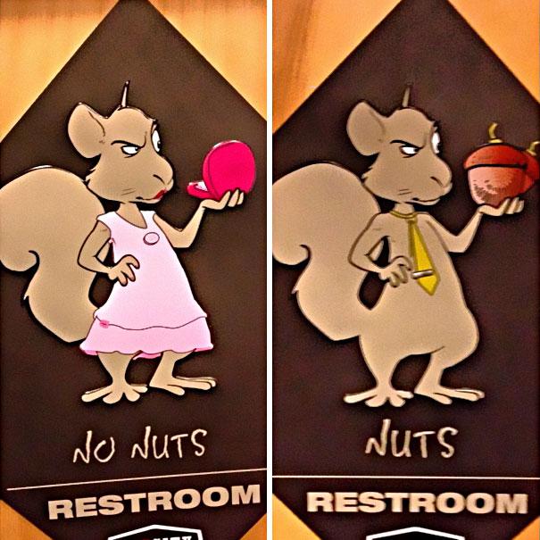free printable funny bathroom signs