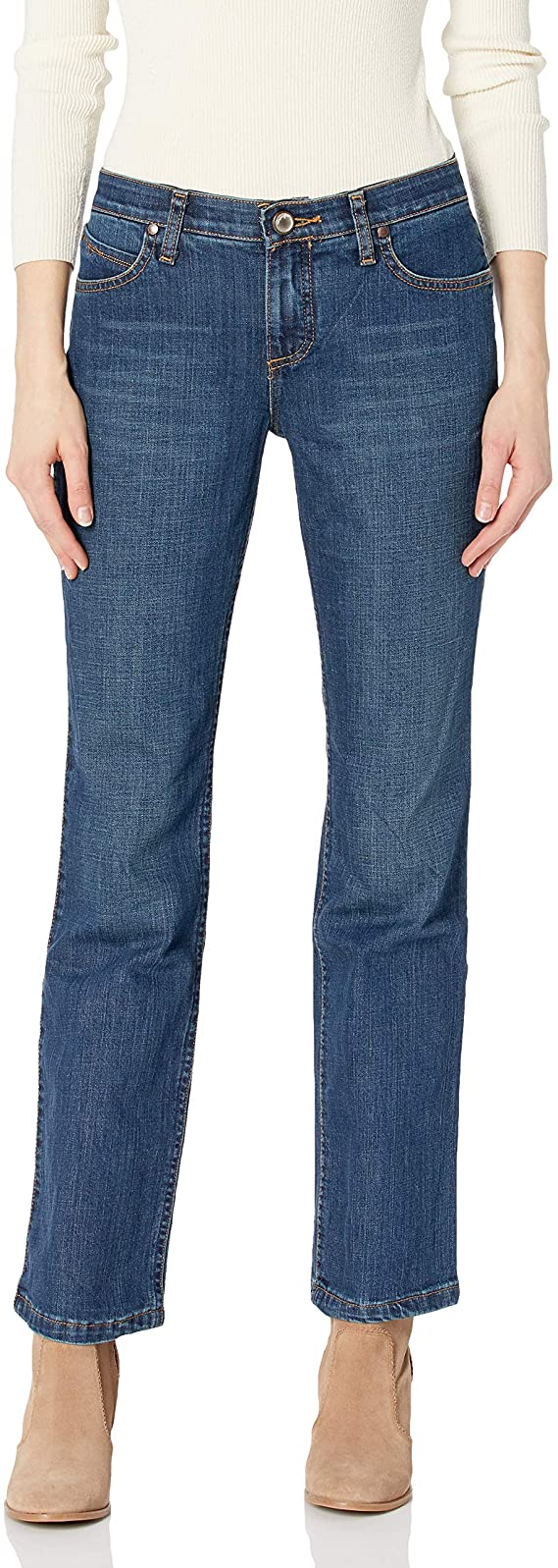 Mid Rise Boot Cut Ultimate Riding Jean