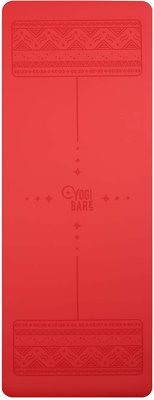 extreme grip yoga exercise mat